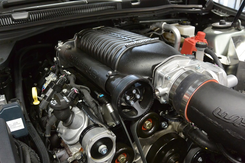 Whipple Superchargers 2 9l Chevy Ss 2014