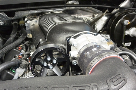 Whipple Superchargers Direct Injection 2 9L Truck/SUV