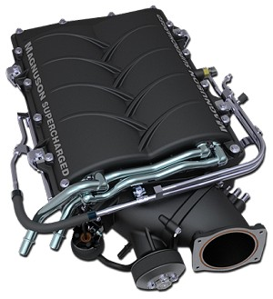 Magnacharger Heartbeat System 2013-2015 Camaro LS3/L99