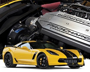 ProCharger Superchargers System Stingray Z06 - 2014+ LT4