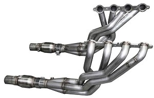 American Racing Headers - 2014-2015 Chevy Camaro Z28 - Short System