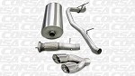 Corsa 2007-2010 Escalade/Denali 6.2L Exhaust Systems