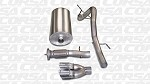 Corsa 2007-2010 Escalade EXT/ESV  & Denali XL 6.2L Exhaust Systems