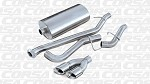 Corsa 2002-2006 Avalanche Exhaust System - 14250