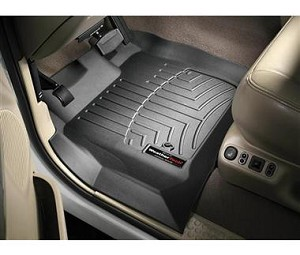 WeatherTech Front FloorLiner - Black - 440031