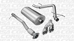 Corsa 2011-2013 6.2L Truck Pro-Series Exhaust Systems